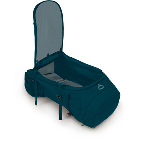 Osprey Farpoint Trek 75 Backpack Herre petrol blue